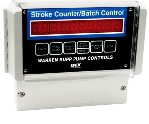 Stroke Counter/Batch Control from Sandpiper