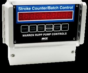 Stroke Counter/Batch Control from Sandpiper