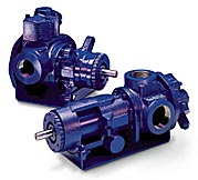 Gorman Rupp G Series Heavy Duty Rotary Gear Pumps