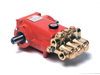 Giant High Temperature Triplex Plunger Pumps