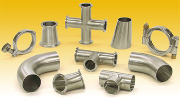 Top Line Clamp Fittings
