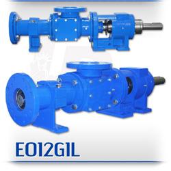 E012G1L Series Heavy Duty Progressive Cavity Sludge and Sludge Dewatering Pump