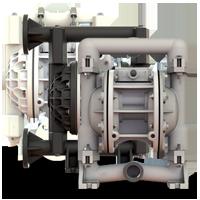 E1 1″ Elima-Matic® Pumps | Versa-Matic® Pumps