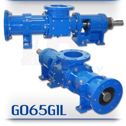 G065G1L Series Heavy Duty Waste Activated Sludge Progressive Cavity Pump