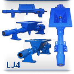 LJ4 Series Open Hopper Progressive Cavity Pump
