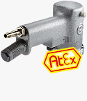 FLUX ATEX Explosion Proof Pump Drive Motors Type F 416 Ex
