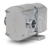UNIBLOC-PD Positive Displacement Rotary Lobe Pump