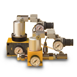 Anti-Shock Valves | Versa-Matic® Pumps