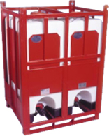Double Tank Pallet Tank from ACO Container Systems