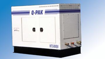 Hydra-Tech HT50DQV Q-PAK Sound Attenuated Hydraulic Power Unit