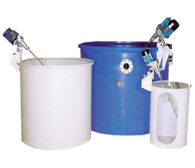 Open Top Storage Tanks from ACO Container Systems