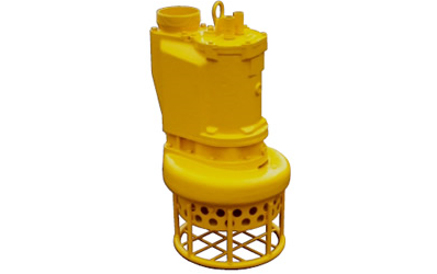Hydra-Tech S6CSL 6″ Hydraulic Submersible Sand/Slurry Pump