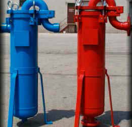 Industrial Bag Filters From York Fluid Controls