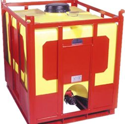 Low Profile Pallet Tank from ACO Container Systems