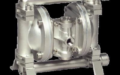 E02 Sandpiper AODD Standard Duty Metallic Pump