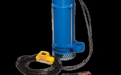 SPA 1-1/2-E Sandpiper Submersible Centrifugal Metallic Pump