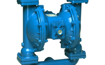S15 Sandpiper AODD Standard Duty Metallic Pump