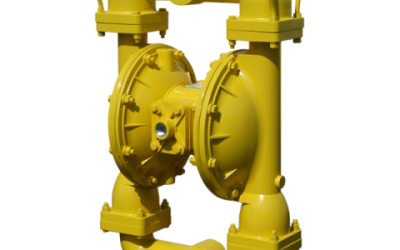 S20 Sandpiper Heavy Duty Metallic AODD Pump