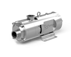 QTS Series Twin Screw Pumps from Q-Pumps