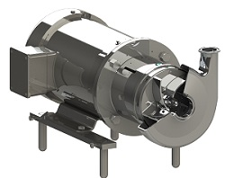 QIS Series Centrifugal Pumps from Q-Pumps